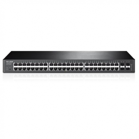 TP-Link T1600G-52TS (TL-SG2452) Switch 48x10/100/1000 + 4 SFP